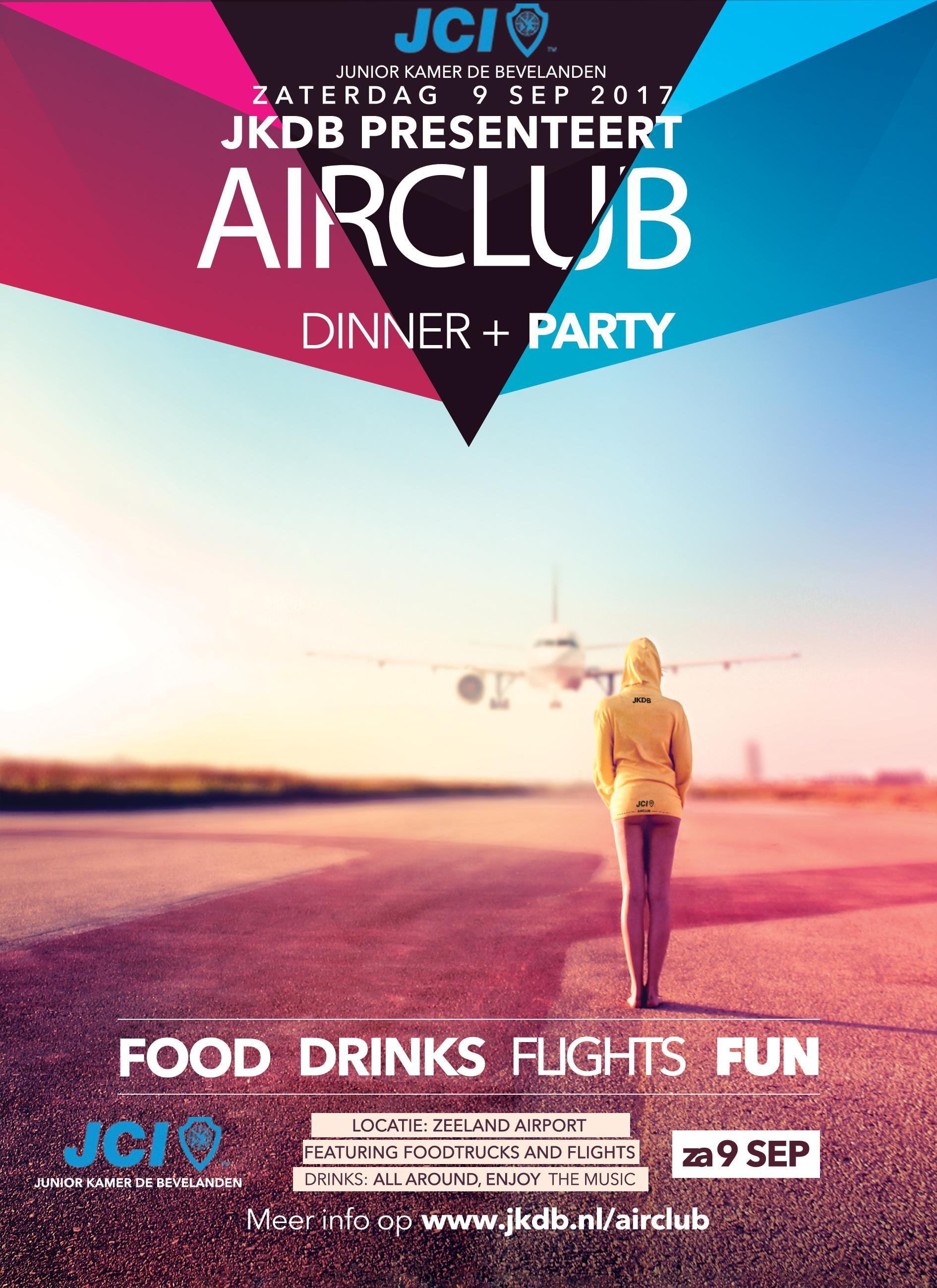 JKDB Airclub voor KiKa
